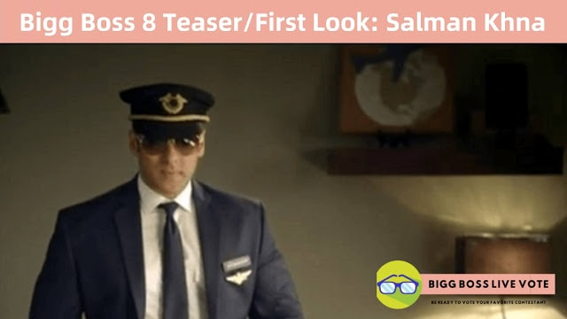 Bigg Boss 8 Teaser First Look Salman
