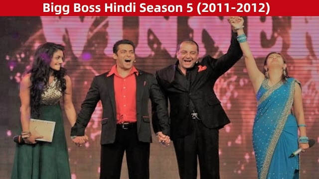 Bigg Boss Hindi Season 5