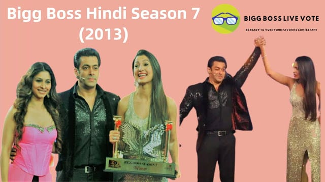 Bigg Boss Hindi Season 7