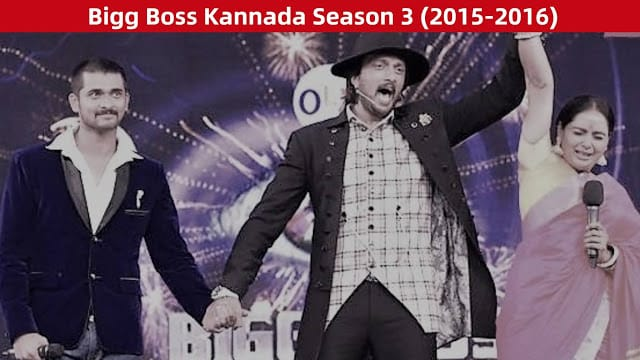 Bigg Boss in Kannada Season 3