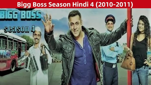 Bigg Boss Hindi Season 4
