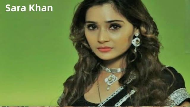 Sara Khan Biography