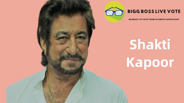 Shakti Kapoor Biography