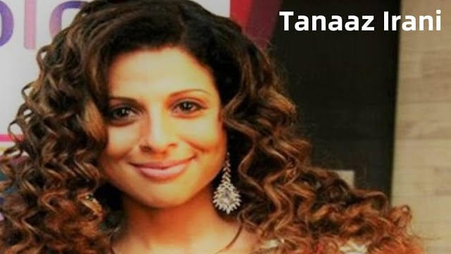 Tanaaz Irani
