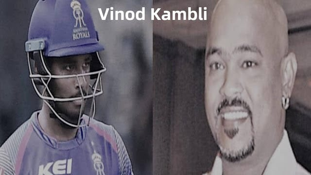 Vinod Kambli Biography, Family, Career, Complete Information