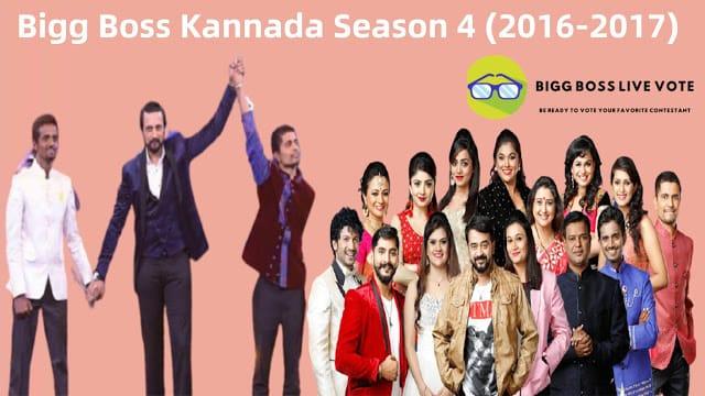 bigg boss kannada season 4