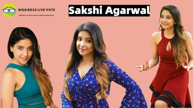 Actress Sakshi Agarwal