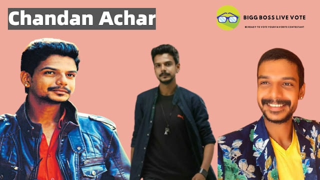 Kannada Actor Chandan Achar