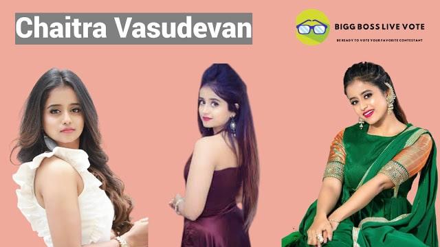 Kannada Actress Chaitra Vasudevan