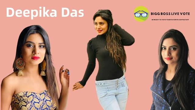 Kannada Actress Deepika Das