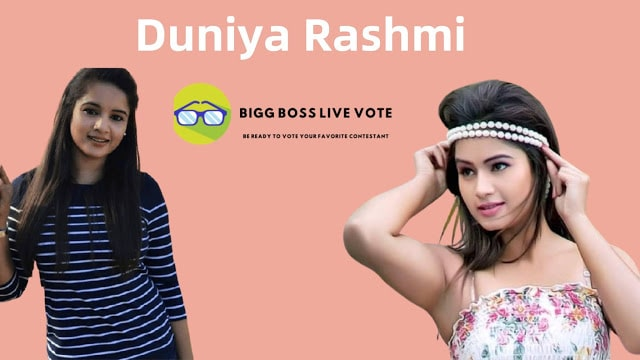 Kannada Actress Duniya Rashmi