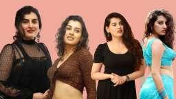 Actress Archana Shastry Hot Photos