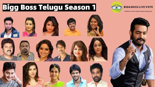 Bigg Boss Season 1 Telugu