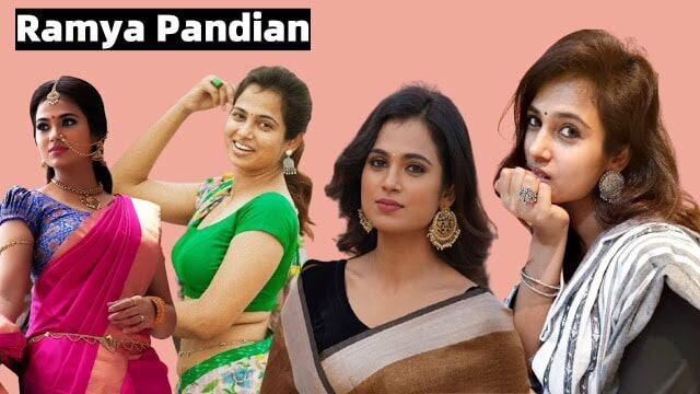 Tamil Actress Ramya Pandian